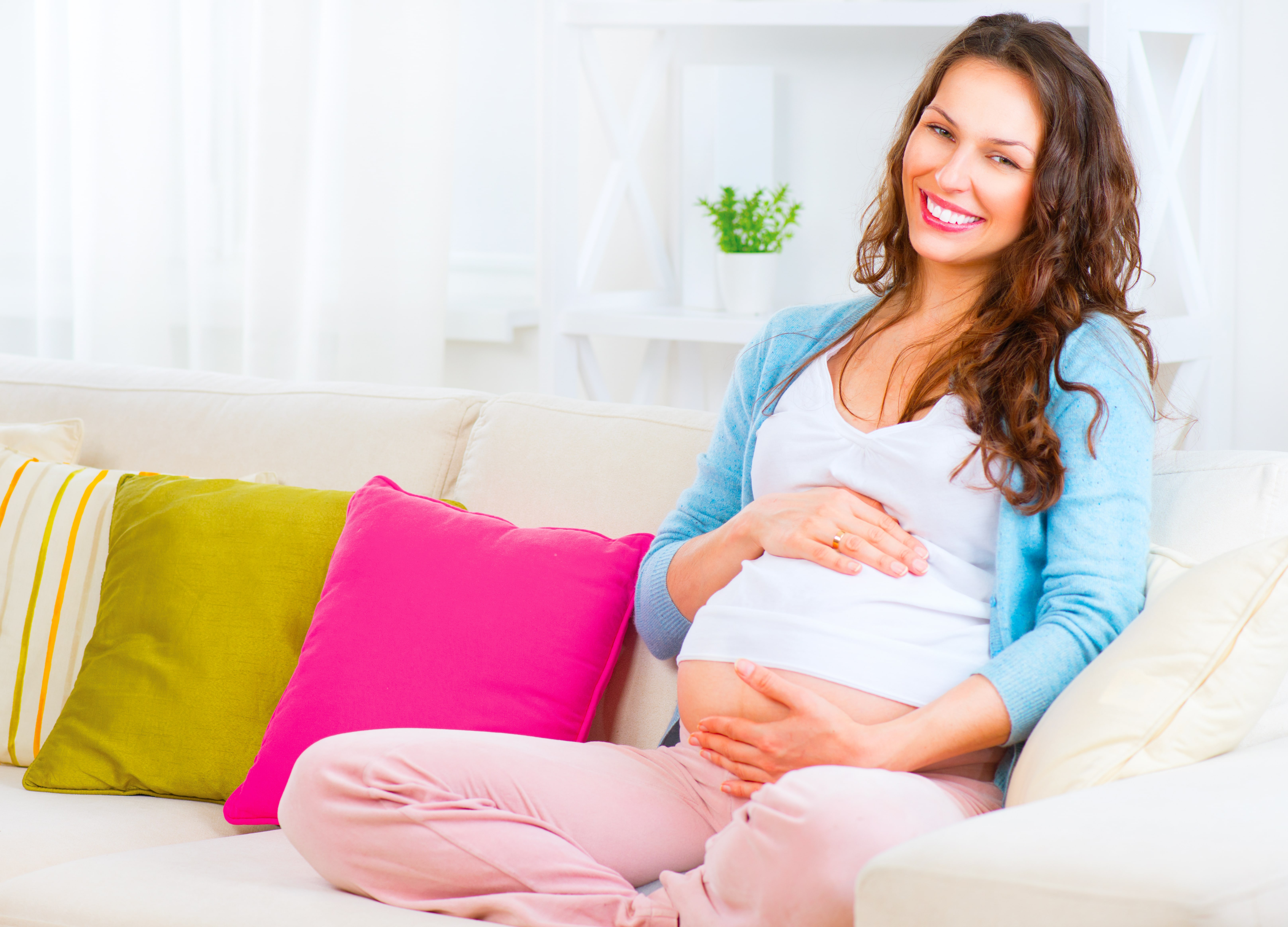 Oral Care Tips For Pregnant Ladies